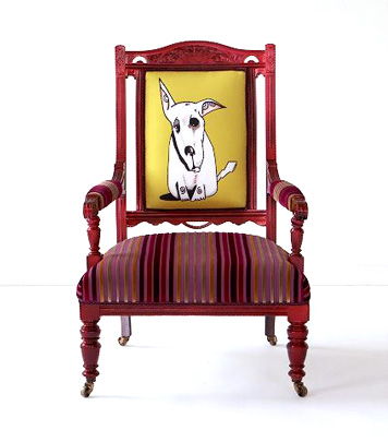 The Dog Chair